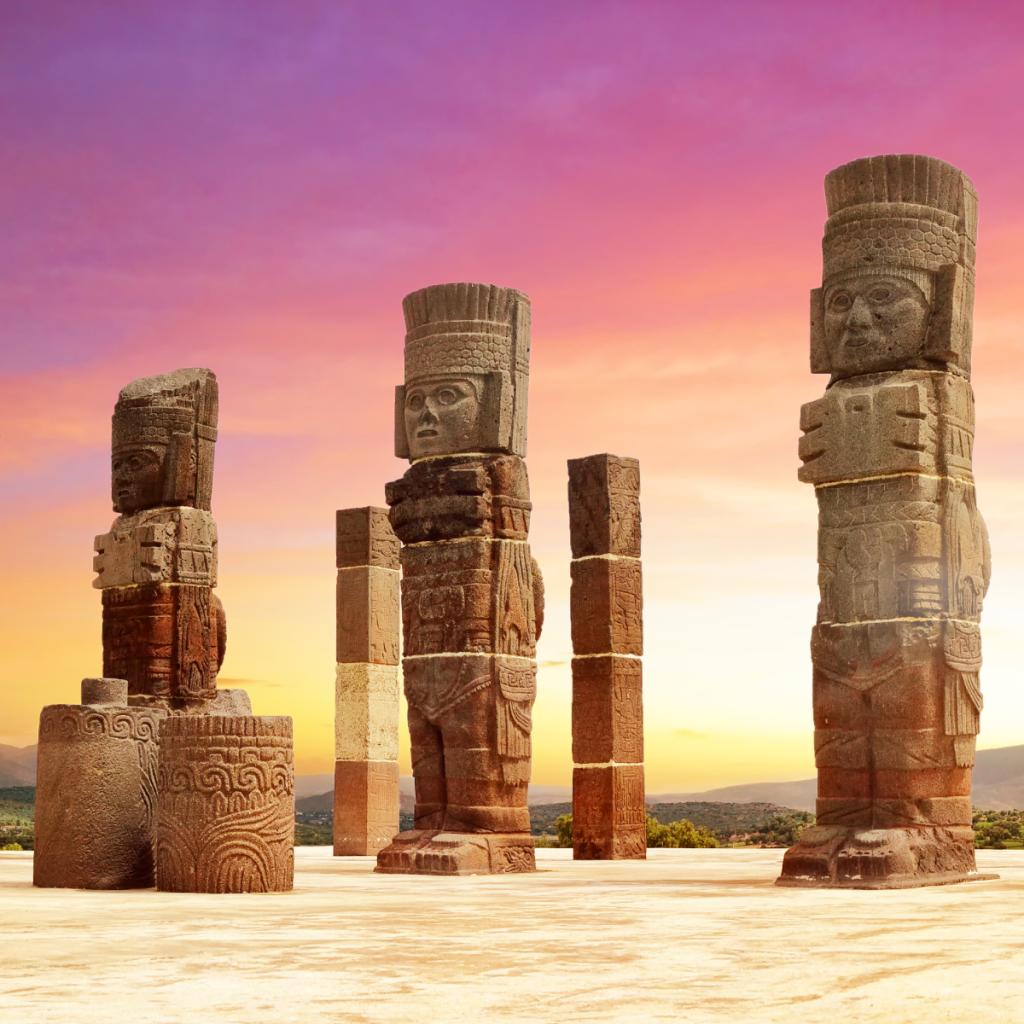 4 acuerdos cultura tolteca